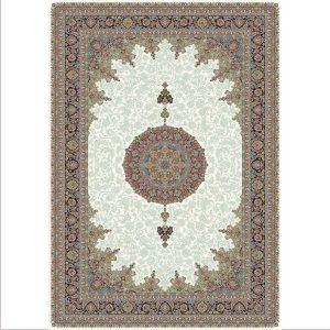 فرش ۱۰۰۰ شانه تارا طرح شاه عباسی