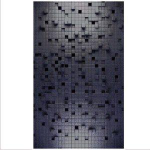 فرش ماشینی فانتزی طرح دار کد ۴۰۰۱