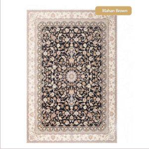 فرش ماشینی۱۲۰۰شانه۳۶۰۰تراکم طرح ماهان شیراز