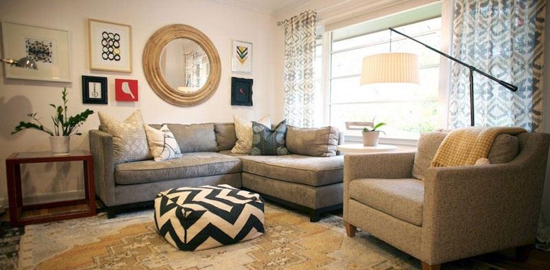اصول انتخاب فرش مناسب برای دکوراسیون منزل