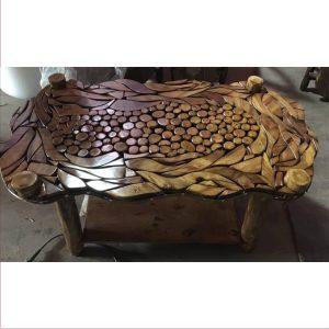 میز آنتیک چوبی کد ۵۰۱