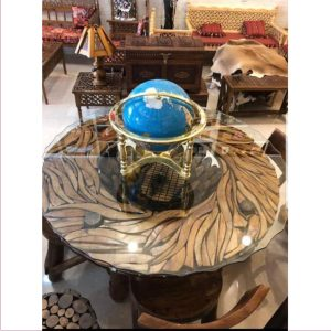 میز آنتیک چوبی کد ۵۱۰