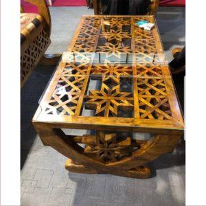 میز آنتیک چوبی کد ۵۰۹