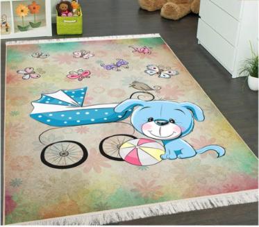 فرش کودک طرح کارتون کد100278