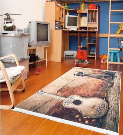 فرش کودک طرح کارتون کد 100227