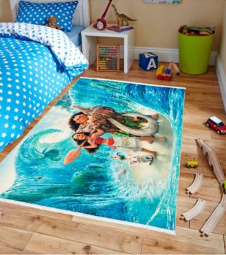 فرش کودک طرح کارتون کد 100231