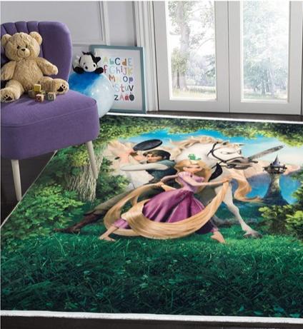 فرش کودک طرح کارتون کد 100221