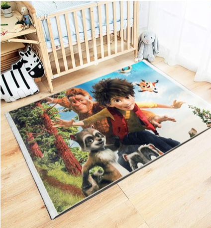 فرش کودک طرح کارتون کد 100200