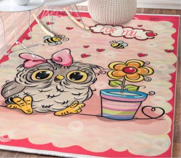 فرش کودک طرح کارتون کد 100252