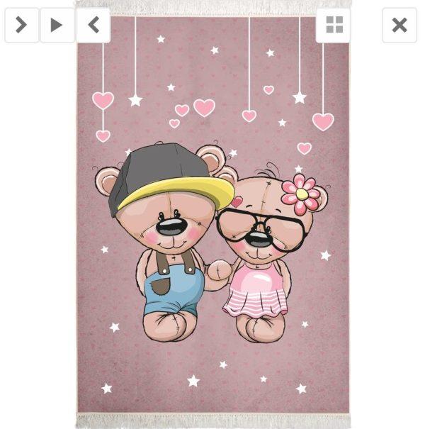 فرش کودک طرح کارتون کد 100270