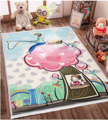 فرش کودک طرح کارتون کد 100235