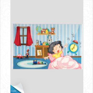 فرش کودک طرح کارتون کد 100248