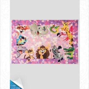 فرش کودک طرح کارتون کد 100208