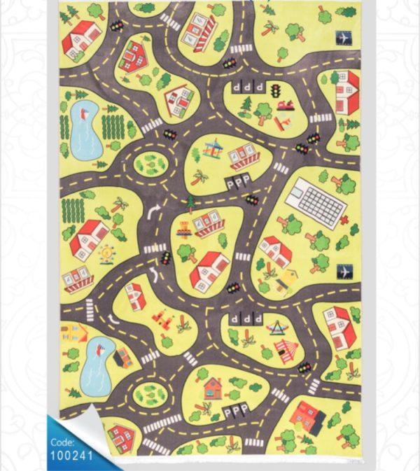 فرش کودک طرح کارتون کد 100241