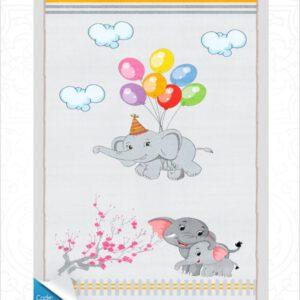فرش کودک طرح کارتون کد 100254