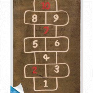 فرش کودک طرح کارتون کد 100206