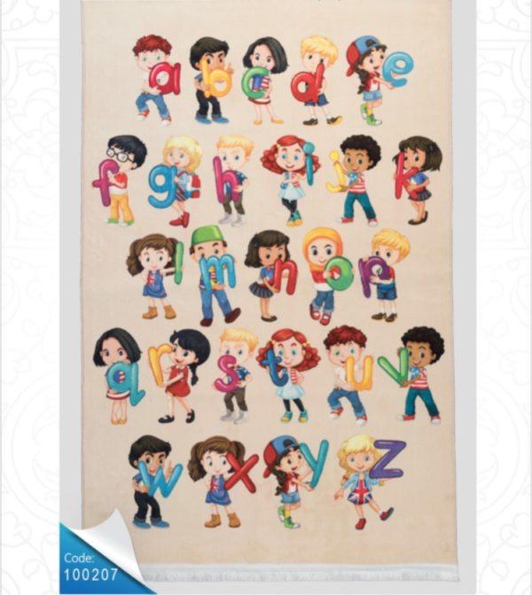 فرش کودک طرح کارتون کد 100207