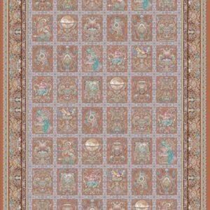 فرش دیبا طرح برجسته کد B2645