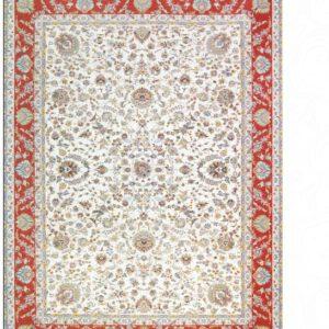 فرش ماشینی 1200 شانه 3600 تراکم افشان امپراطور کرم شیراز
