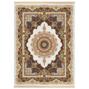 فرش محتشم کلاسیک طرح بهشت