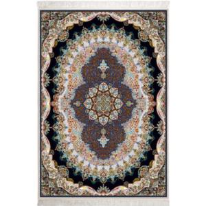فرش محتشم کلاسیک طرح سامان