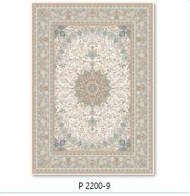 فرش 700شانه گل برجسته بهشتی طرح پرنسا کدP2200_9