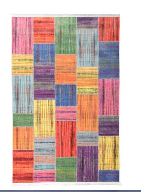 فرش محتشم طرح سنتی کد 100504