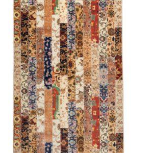فرش محتشم طرح سنتی کد 100505
