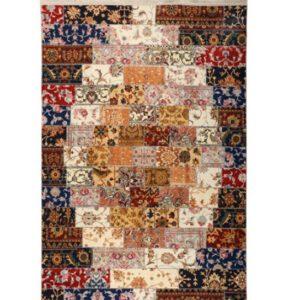 فرش محتشم طرح سنتی کد 100506
