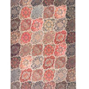 فرش محتشم طرح سنتی کد 100507