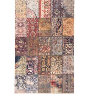 فرش محتشم طرح سنتی کد 100508