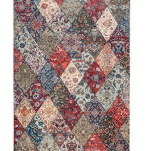 فرش محتشم طرح سنتی کد 100509