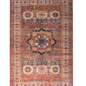 فرش محتشم طرح کهنه نما کد 100609