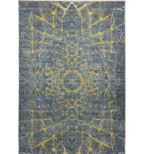 فرش محتشم طرح کهنه نما کد 100611