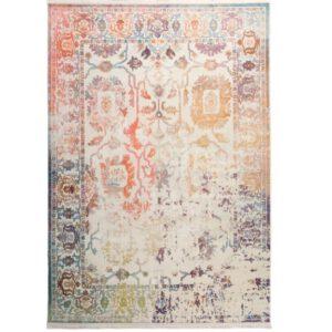 فرش محتشم طرح کهنه نما کد 100616