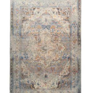 فرش محتشم طرح کهنه نما کد 100618