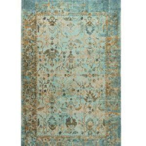 فرش محتشم طرح کهنه نما کد 100619
