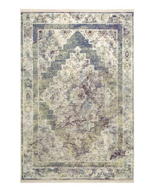 فرش محتشم طرح کهنه نما کد ۱۰۰۶۲۱