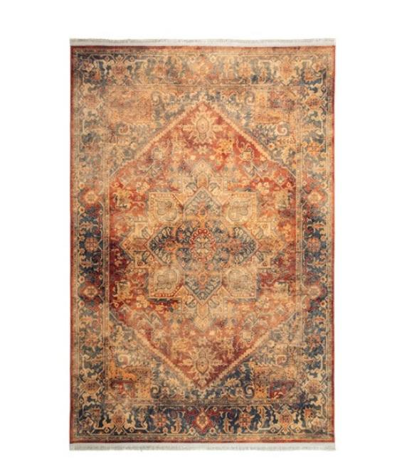 فرش محتشم طرح کهنه نما کد ۱۰۰۶۲۴