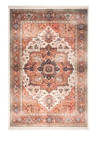 فرش محتشم طرح کهنه نما کد ۱۰۰۶۳۰