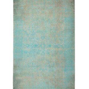 فرش محتشم طرح کهنه نما کد 100636