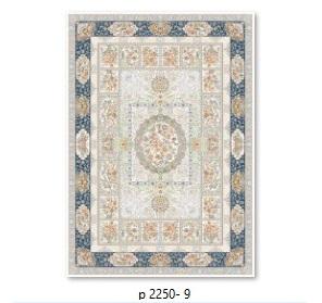 فرش 700شانه گل برجسته بهشتی طرح پرنسا کدP2250_9