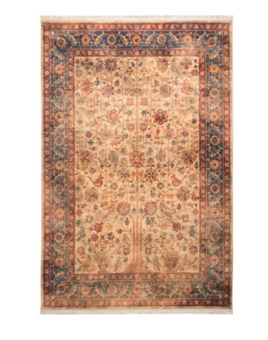 فرش محتشم طرح کهنه نما کد 160023