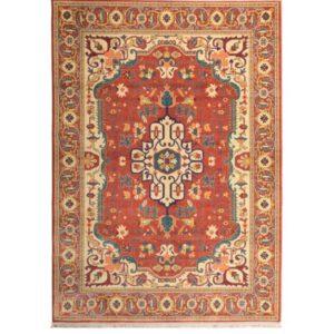 فرش محتشم طرح کهنه نما کد 160024