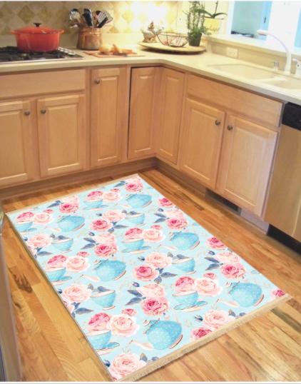 فرش محتشم طرح مدرن کد100435