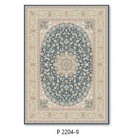 فرش 700شانه گل برجسته بهشتی طرح پرنسا کدP2204_9