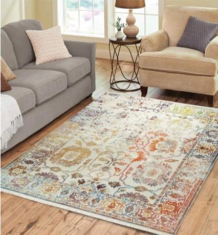 فرش محتشم طرح کهنه نما 100616