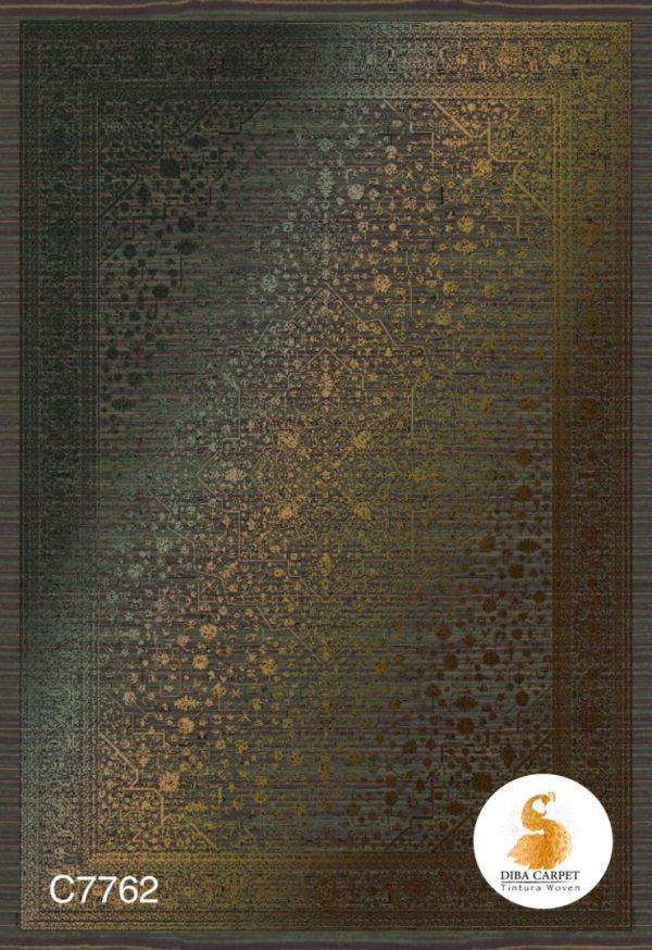 فرش دیبا طرح کلاسیک کد C7762