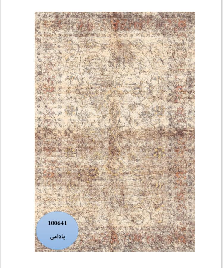 فرش محتشم طرح کهنه نما کد ۱۰۰۶۴۱