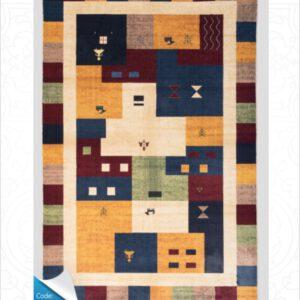 فرش محتشم طرح سنتی کد 100308